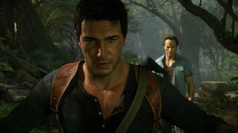 Az Uncharted film nem a játékok közvetlen adaptációja lesz bevezetőkép