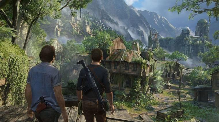 PC-re és PS5-re is érkezik az Uncharted 4 és a The Lost Legacy bevezetőkép