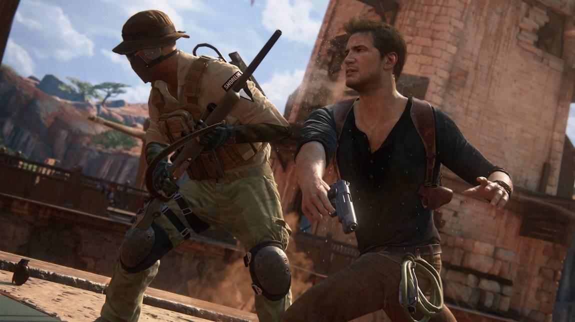 Uncharted 4: A Thief's End - végre egy igazi next-gen játék! bevezetőkép