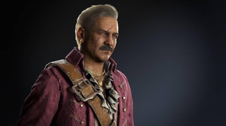 Uncharted 4 - befutottak a multis újdonságok bevezetőkép