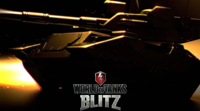 World of Tanks Blitz - esporttá válik a mobilos változat is bevezetőkép