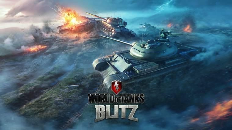 World of Tanks Blitz - mától PC-n is elérhető bevezetőkép