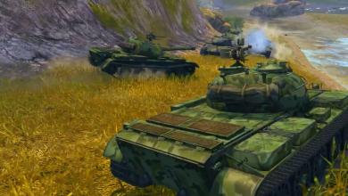 World of Tanks Blitz - megjöttek a kínai tankok