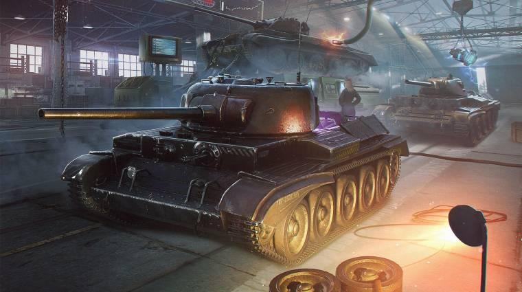 World of Tanks Blitz - jutalmakkal ünnepeljük az 5. évfordulót bevezetőkép