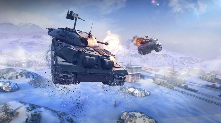 A Holdig repít a World of Tanks Blitz, a leggyorsabbak pedig ajándékot is kapnak tőlünk bevezetőkép