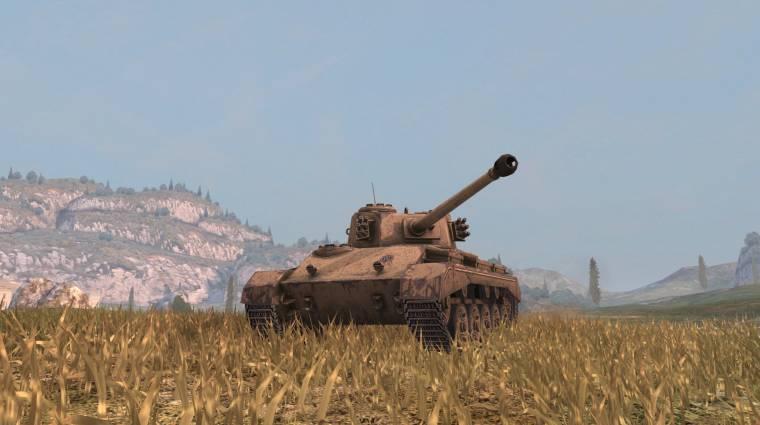 Hatéves lett a World of Tanks Blitz, méretes frissítéssel és új móddal ünneplünk bevezetőkép