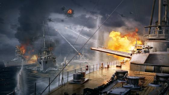 World of Warships infódoboz