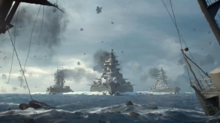 Dunkirk - a filmhez kapcsolódó tartalmakkal bővülnek a Wargaming játékai bevezetőkép