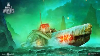 World of Warships - irányítható tengeralattjárókkal jött a halloweeni esemény