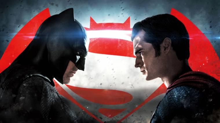 Így festenek a Batman Superman ellen vizuális trükkjei kép