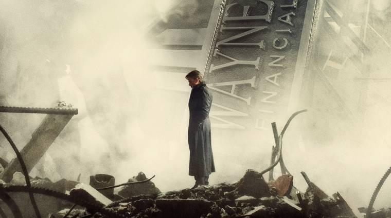 Problémák vannak a Batman film forgatókönyvével? bevezetőkép