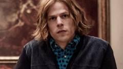 Jesse Eisenberg alig várja, hogy visszatérjen Lex Luthor szerepében kép