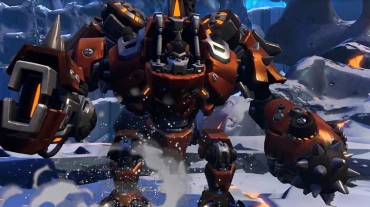 PlayStation Experience 2015 - Battleborn gameplay, új részletek (videó) bevezetőkép
