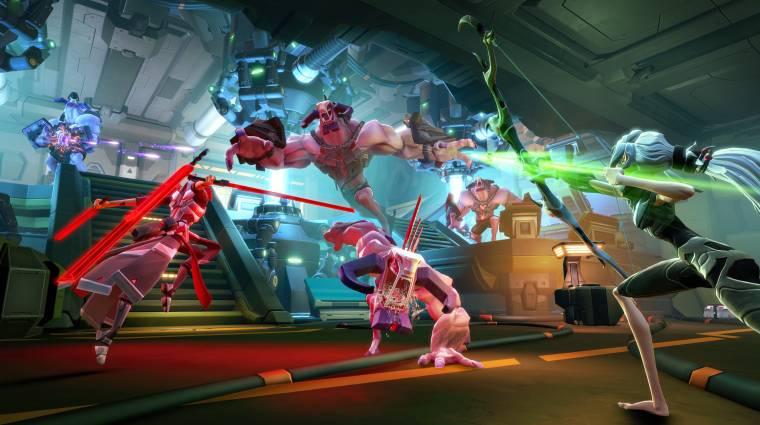 Battleborn - ezt tudja az új ingyenes játékmód bevezetőkép