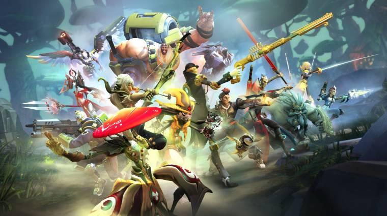 Battleborn - free-to-play modellre váltanak? bevezetőkép