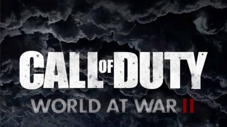Call of Duty: World at War II - felbukkant a dobozkép bevezetőkép