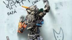 Filmajánló: Tim Burton nagy szemei, egy robot öntudata kép