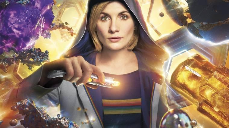 Comic-Con 2018 - megérkezett a Doctor Who 11. évad előzetese is kép