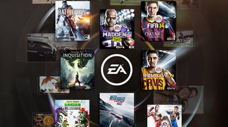 EA Access - két héten át ingyen kipróbálható bevezetőkép