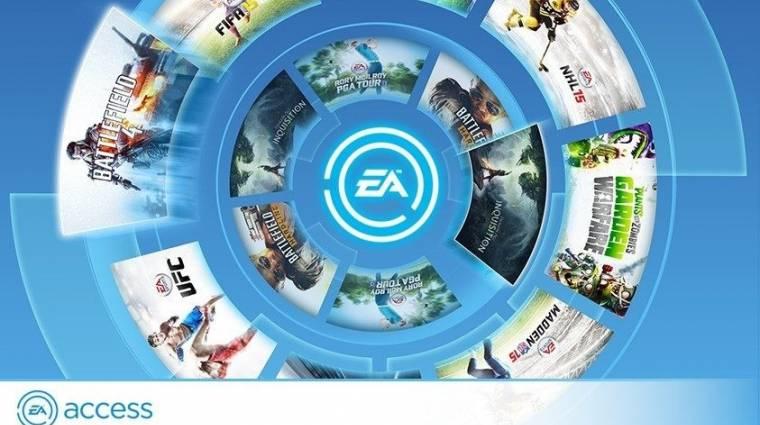 Ezekkel a játékokkal bővül az EA és Origin Access kínálata bevezetőkép