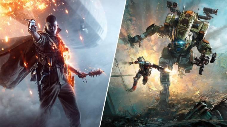 Szinte ingyenes lesz a Battlefield 1 és a Titanfall 2 bevezetőkép