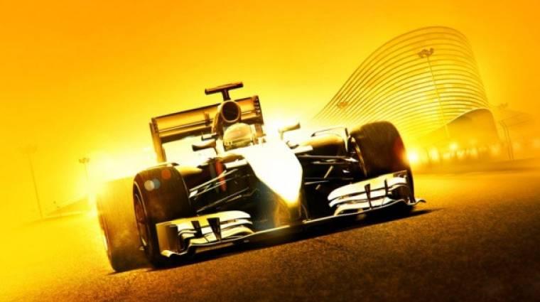 F1 2014 bejelentés - még ez sem a Forma-1 új generációja (videó) bevezetőkép