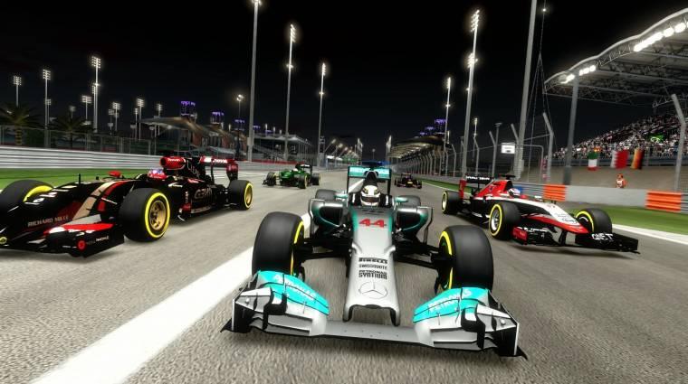 F1 2015 - kiszivárogtak az első képek bevezetőkép