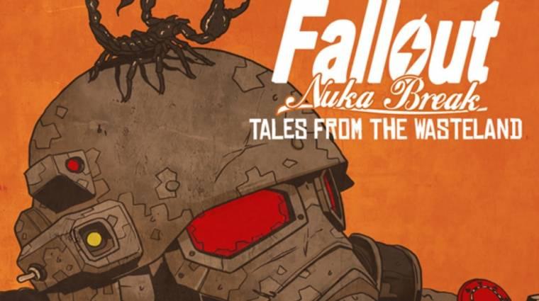 Fallout: Nuka Break - kéne még pénz, hogy az alkotók is beszálljanak bevezetőkép