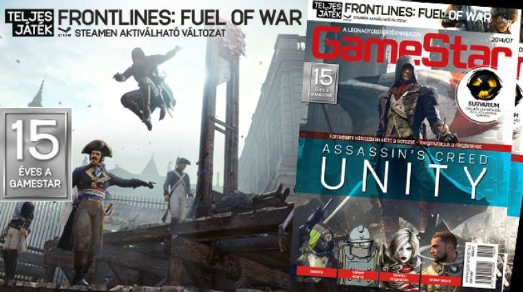 Forradalmár orgyilkos és harc az olajért a 2014/07-es GameStarban bevezetőkép