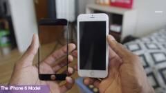 Videó a törhetetlen iPhone 6 kijelzőről kép