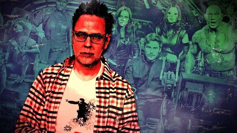 A galaxis őrzői 3 - mégis James Gunn rendezheti bevezetőkép
