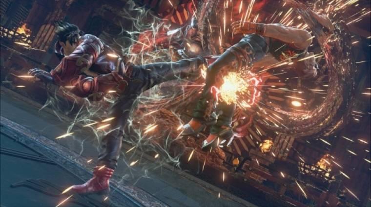 PGW 2015 - konzolokra is jön a Tekken 7 (videó) bevezetőkép
