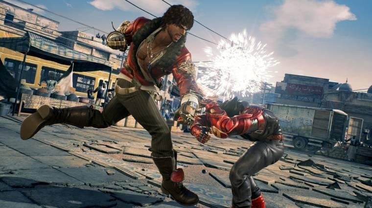 Tekken 7 - új traileren bunyóznak a harcosok bevezetőkép
