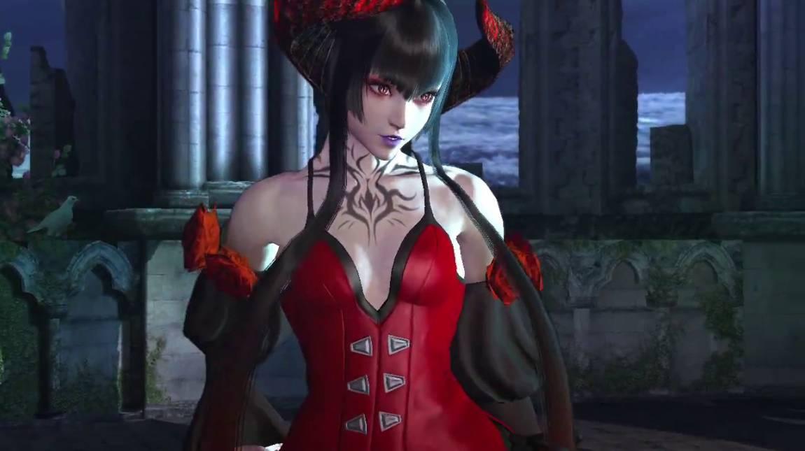Tekken 7 - így harcol Eliza, a vámpírnő bevezetőkép