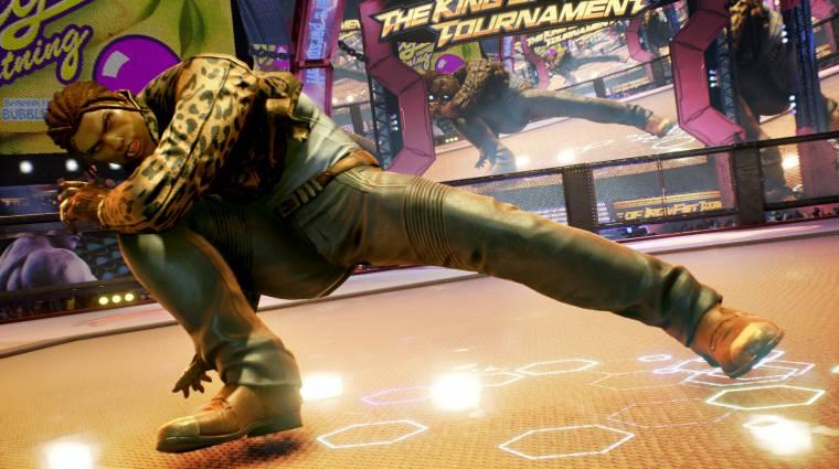 Tekken 7 - visszatér Eddy is bevezetőkép