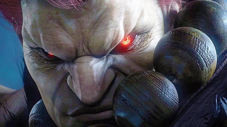 Tekken 7 - így bunyózik PS4-en Akuma bevezetőkép