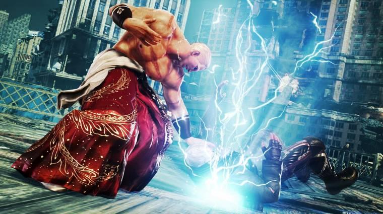Tekken 7 - már túl van a 2 milliós eladáson bevezetőkép