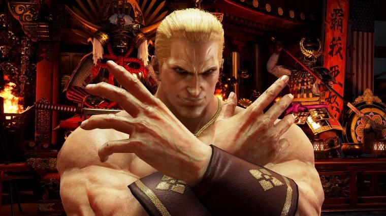 Tekken 7 - holnap jön az új vendégkarakter bevezetőkép