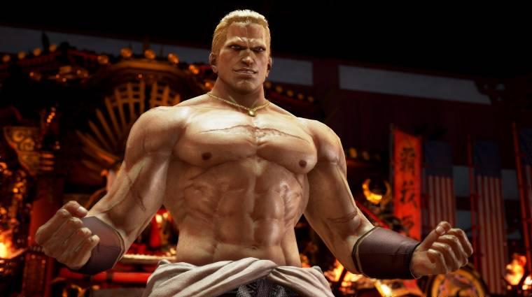 Tekken 7 - jövő héten érkezhet az újabb vendégszereplő bevezetőkép