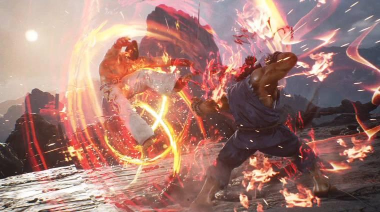 Tekken 7 - ütős trailer készít fel minket a második szezonra bevezetőkép