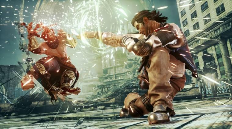 Tekken 7 - traileren a második szezon bevezetőkép
