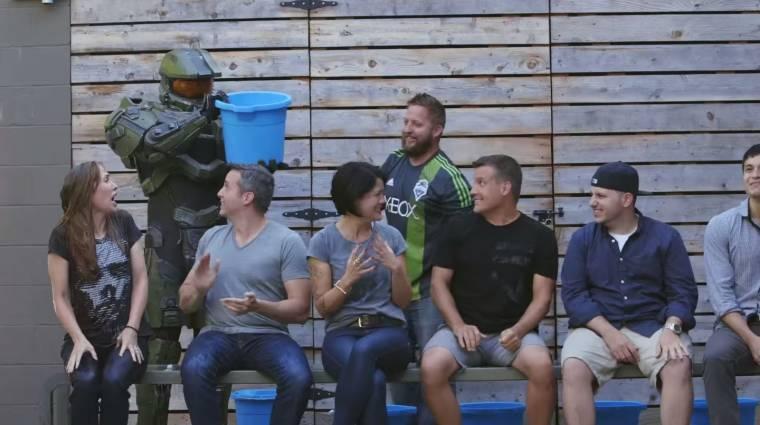 ALS Ice Bucket Challenge - játékfejlesztők, akik elfogadták a kihívást (videók) bevezetőkép