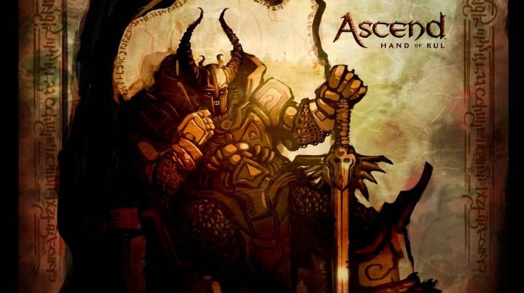 Ascend: Hand of Kul - a Microsoftnak már nem kell bevezetőkép