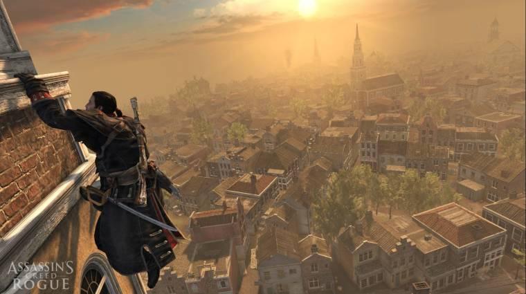 Assassin's Creed: Rogue - így gyilkolnak a templomosok bevezetőkép