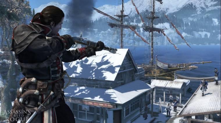 Assassin's Creed Rogue - 15 dolog, amit eddig nem tudtál róla bevezetőkép