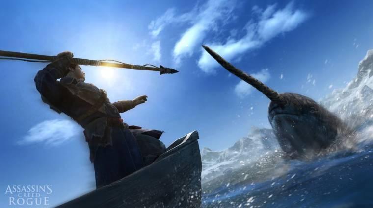 Assassin's Creed Rogue - a bálnavadászat még mindig jó móka bevezetőkép