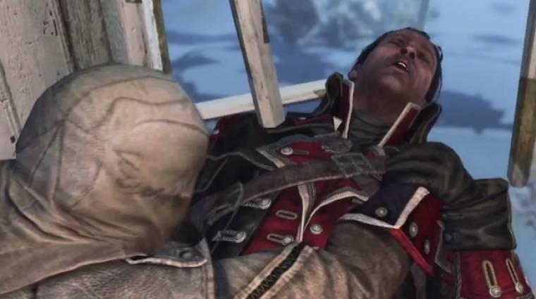 Assassin's Creed Rogue - Shay asszaszinokra vadászik (videó) bevezetőkép