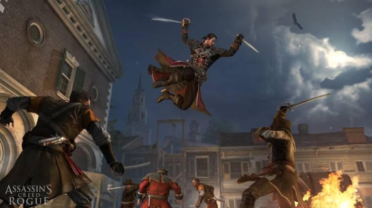Assassin's Creed Rogue - tengeri csaták és asszaszingyilkolás (videó) bevezetőkép