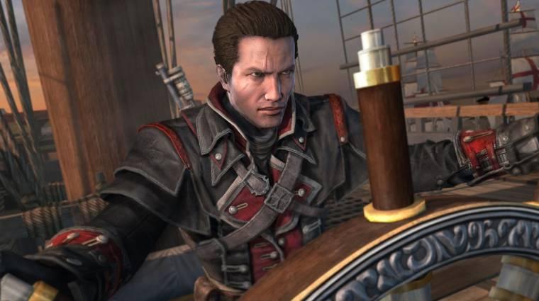 Assassin's Creed: Rogue - ékszert kérsz hozzá? bevezetőkép