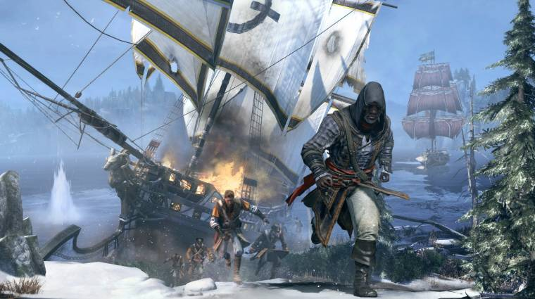 Assassin's Creed Rogue - a Watch Dogs miatt lesz PlayStation 3-exkluzív  bevezetőkép